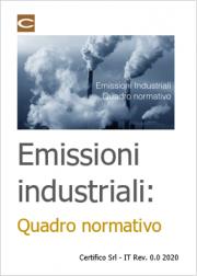 Emissioni industriali: Quadro normativo
