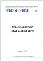 Guida alla disciplina delle macchine usate