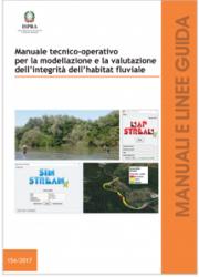 Manuale tecnico-operativo per la modellazione e la valutazione dell'integrità dell'habitat fluviale