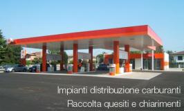 Impianti distribuzione carburanti - Quesiti e chiarimenti