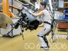 ISO 6385:2016 - Principi ergonomici nella progettazione dei sistemi di lavoro
