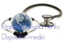 Proposal for a Regulation of the european parliament and of the council on medical devices