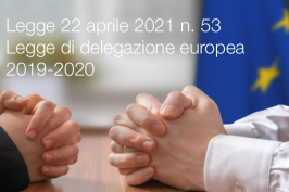 Legge 22 aprile 2021 n. 53
