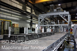 ISO 23472-1:2020 Foundry machinery