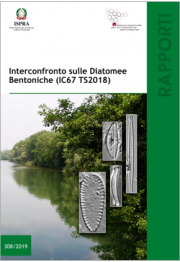 Interconfronto sulle diatomee bentoniche (IC67 TS2018)