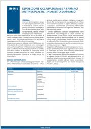 Esposizione occupazionale a farmaci antineoplastici in ambito sanitario