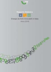Rapporto Statistico 2016 GSE