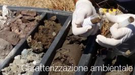 Caratterizzazione ambientale siti contaminati