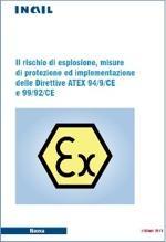 Guida Atmosfere Esplosive ATEX - INAIL 2013