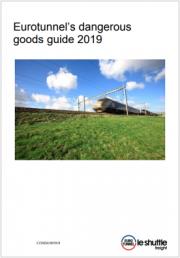 Eurotunnels 2019 ADR Dangerous Goods Regulated