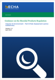 Guidance on Biocidal Products Regulation - Ed. 10 2015