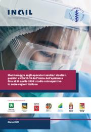 Monitoraggio sugli operatori sanitari risultati positivi a Covid-19
