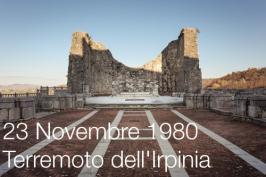 Terremoto dell'Irpinia: 23 novembre 1980
