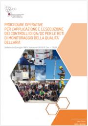 Procedure operative applicazione e esecuzione dei controlli QA/QC