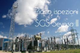 Stabilimenti a rischio incidente rilevante: Piano Ispezione SGS