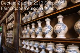 Decreto 2 aprile 2019 | Suppl. 9.7 Farmacopea europea 9ª ed.