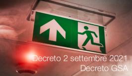 Decreto 2 settembre 2021