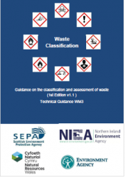 Guidance on the classification and assessment of waste