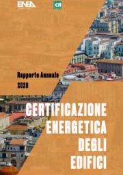 Rapporto la certificazione energetica degli edifici | ENEA 2020