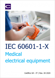 IEC 60601 Medical electrical equipment