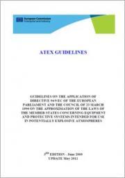 Linee Guida ATEX Prodotti 94/9/CE - Maggio 2011