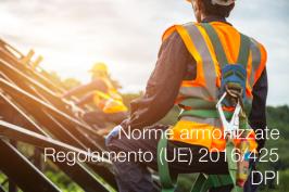 Norme armonizzate Regolamento (UE) 2016/425 DPI