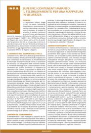 Superfici contenenti amianto: telerilevamento mappatura in sicurezza