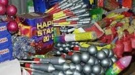 Esercizi di vendita artifici pirotecnici declassificati