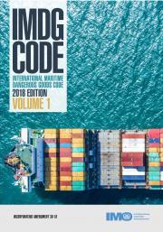 The IMDG Code 2018