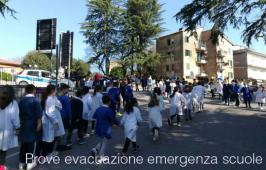 Prove evacuazione emergenza scuole: almeno 4/anno