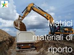 Chiarimenti disciplina matrici materiali di riporto