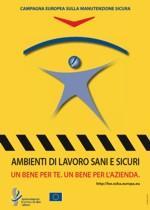 Campagna europea sulla manutenzione sicura 2010