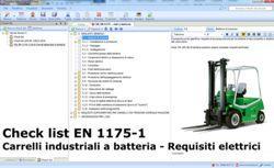 EN 1175-1:1998+A1:2010 - Type C