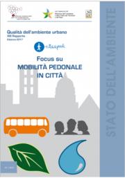 Focus su mobilità pedonale in città