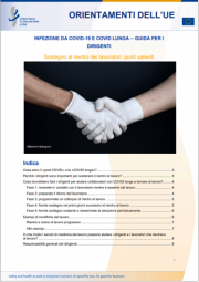 Infezione da COVID-19 e COVID lunga - guida per i dirigenti