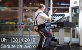 UNI 10814:2019 | Sedute da lavoro