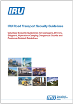 IRU Road Transport Security Guidelines ADR