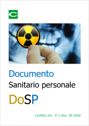 Documento Sanitario personale DoSP