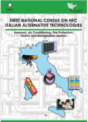 First national census on HFC italian alternative technologies