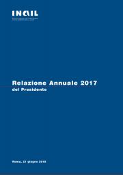 Relazione annuale INAIL 2017