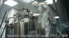 Decreto Legislativo 12 aprile 2001 n. 206