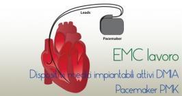 EMC lavoro e portatori di pacemaker: indicazioni normative