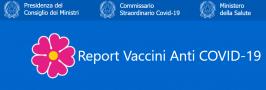 Dati aggiornati sull'andamento vaccinazioni anti Covid-19