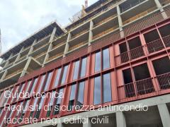 Requisiti di sicurezza antincendio delle facciate negli edifici civili