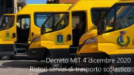 Decreto MIT 4 dicembre 2020
