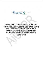 AiCARR Protocollo manutenzione impianti climatizzazione COVID-19