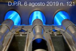 D.P.R. 6 agosto 2019 n. 121