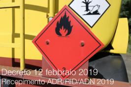 Decreto 12 febbraio 2019