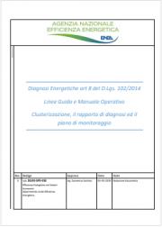 Linee Guida Diagnosi Energetiche | ENEA 2019