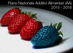 Piano Nazionale additivi alimentari (AA) 2015 - 2018